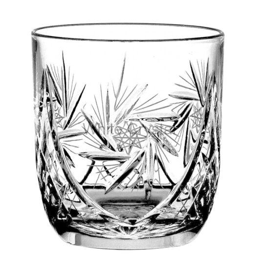 Victoria * Kristály Whisky pohár 280 ml