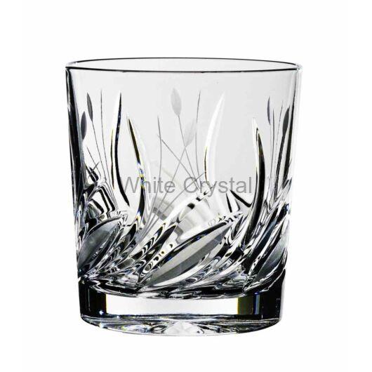Viola * Kristály Whisky pohár 12-oz LF