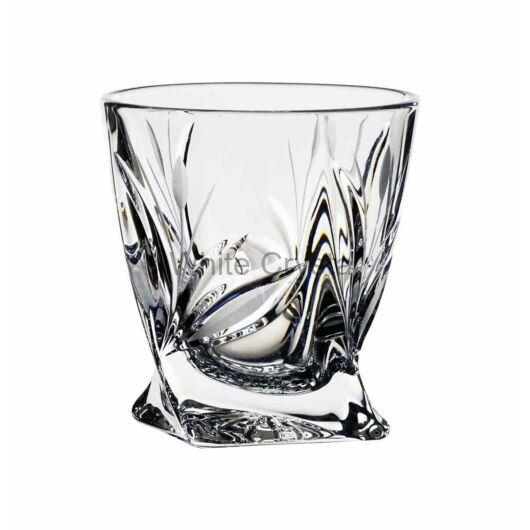 Viola * Kristály Cs Unicum pohár 55 ml