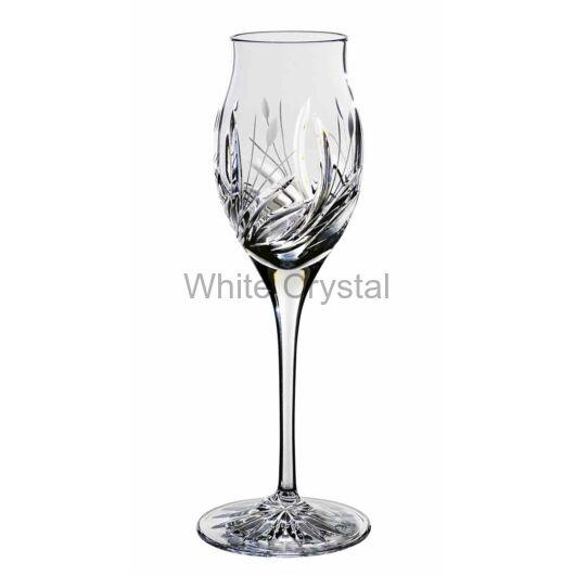 Viola * Kristály Talpas pálinkás pohár LF 100 ml