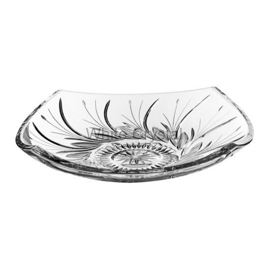 Viola * Kristály Mis süteményes tál 40 cm