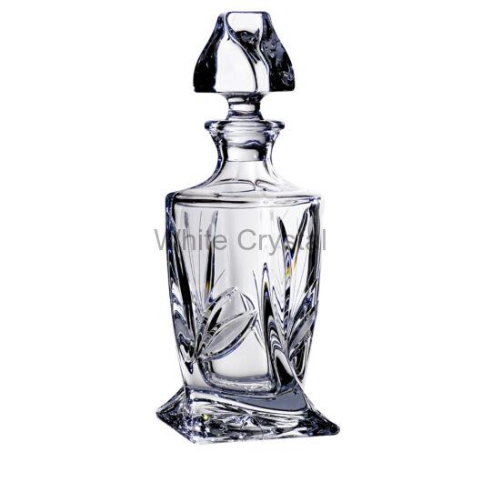 Viola * Kristály Cs Whisky palack 400 ml