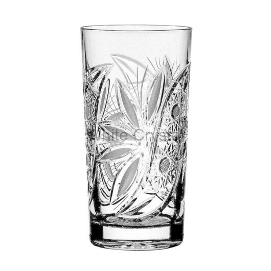 Liliom * Kristály Sörös pohár 330 ml
