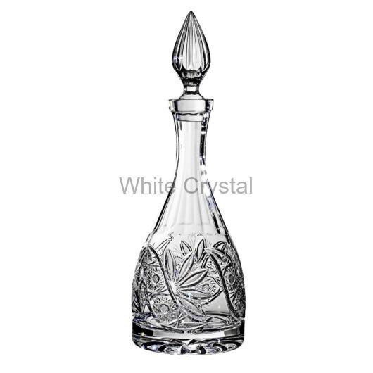 Liliom * Kristály Hegyes boros palack 1l LF