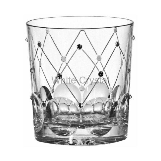 Pearl * Kristály Whisky pohár 12-oz LF