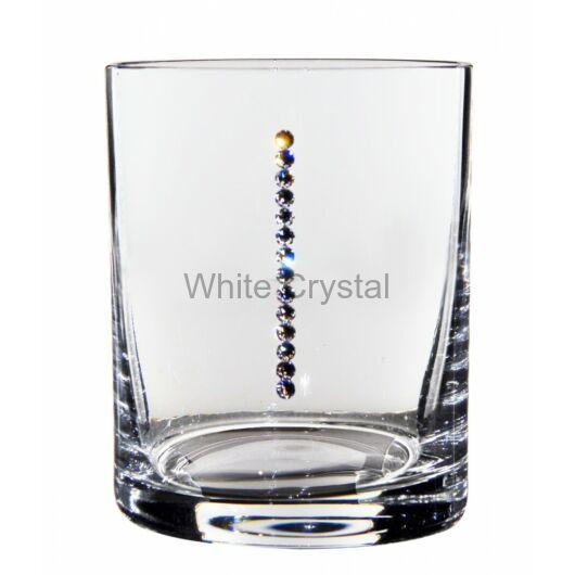 Pearl * Kristály GF whisky pohár 320 ml