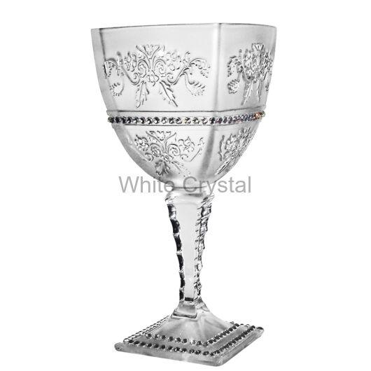 Royal * Kristály Ar Nagy boros kehely