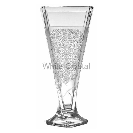 Lace * Kristály Cs Váza 28 cm