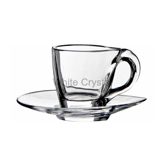 Coffee * Kristály Kávés csésze 100 ml LF