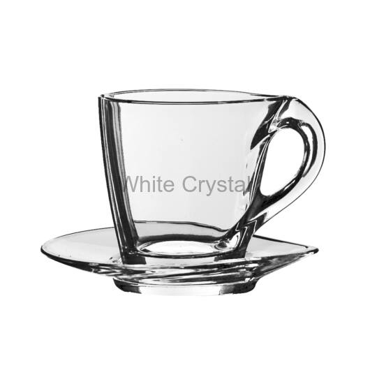 Coffee * Kristály Cappuccinos csésze 260 ml LF