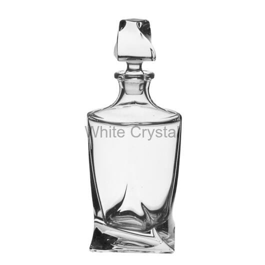 Quad * Kristály Cs Whisky palack 770 ml