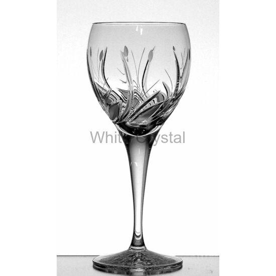 Viola * Ólomkristály F red wine kehely