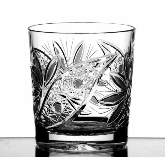 Liliom * Kristály Whisky pohár 12-oz LF
