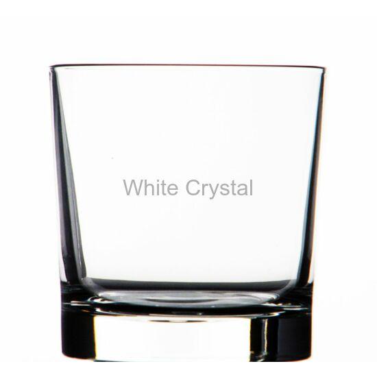 Tumbler * Kristály Whisky 3(9-oz) pohár LF