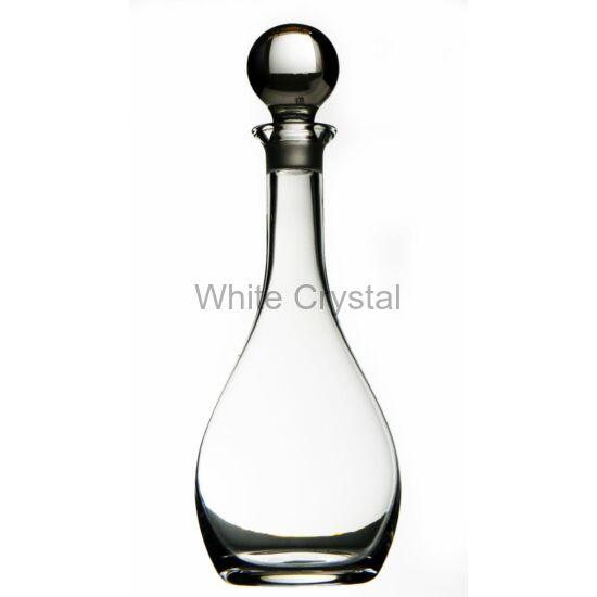 Decanters, Bottles * Ólomkristály Boros palack 1,1 l